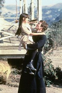 When Maggie and Ralph first met ... this is the set up of the Thorn Birds, really.